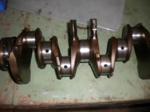 peugeot 205 1.6 1600  crankshaft perfect